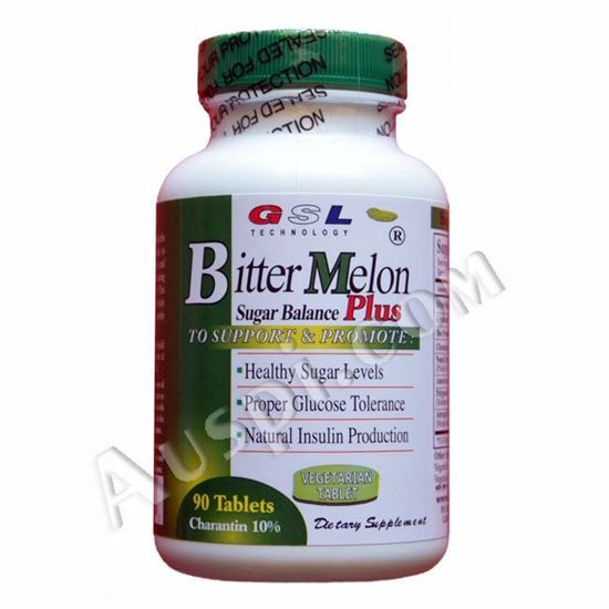 Picture of GSL™ Bitter Melon Sugar Balance Plus